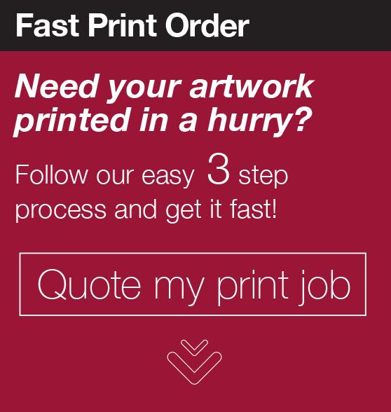 Fast Print Orders