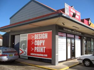 How Does Not Just A Copy Shop Inspire Action?