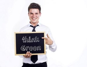 Think Green, Print Green It's Good Business Practice gold coast printing