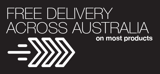 Free Delivery Across Australia on most products