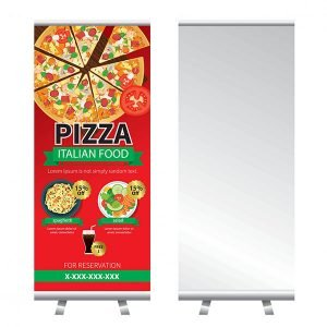 Why Pull Up Banners Are Good For Business gold coast printing
