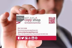 "Expanding The Marketing And Branding Possibilities Of ""Business"" Cards 